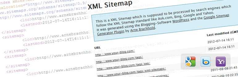 WordPress快速创建网站地图的方法汇总